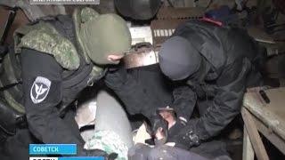 Троих бойцов ММА, истязавших жителя Балтийска, поместили в изолятор временного содержан