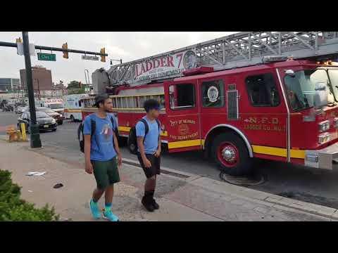 Newark Nj Route 21/Clay St  MVA w/Pin 8-10-17