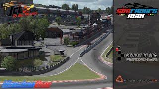 iRacing: SRA GT3 Series - Spa