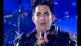 "4. Queen & Adam Lambert ""Don't Stop Me Now""(Live in Kiev)"