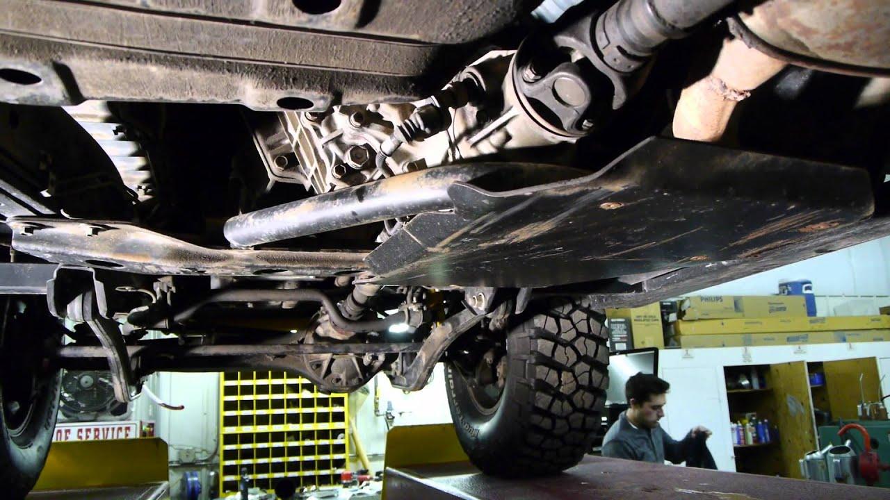 Toyota Land Cruiser FJ80  BaseLining