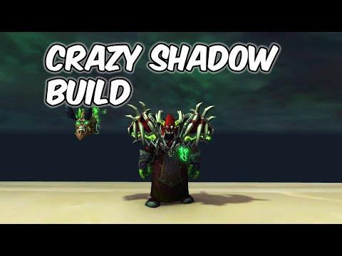 Crazy Shadow Build - Demonology Warlock PvP - WoW BFA 8.2.5