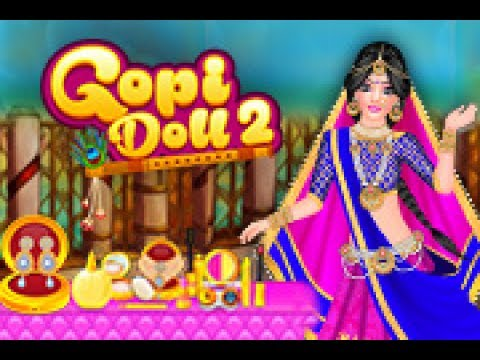 ec4350839eae8 Gopi Doll Fashion Salon 2 - Dress Up Game - التطبيقات على Google Play