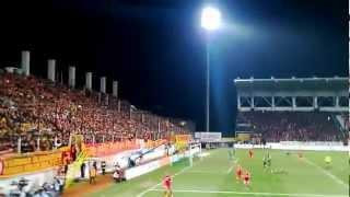Drogba'nın Galatasaray'ımızdaki ilk golü ve tribünde yaşananlar... Akhisar - Galatasaray