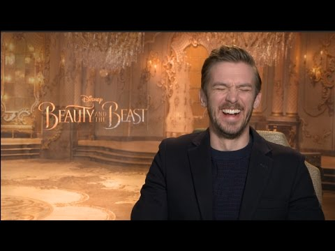 BEAUTY AND THE BEAST interviews - Dan Stevens, Josh Gad, Luke Evans, Audra McDonald, Alan Menken