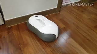 물걸레 로봇청소기 에브리봇 RS500N 청소 영상 (리…