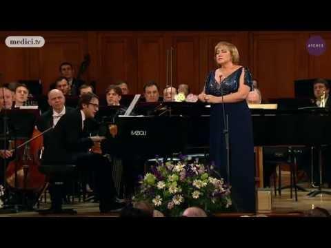 Olga Borodina & Daniil Trifonov - Tchaikovsky - Snova, kak prezhde, odin - 2015