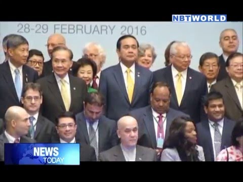 G77 : Thailand as a Chairman of the year 2016