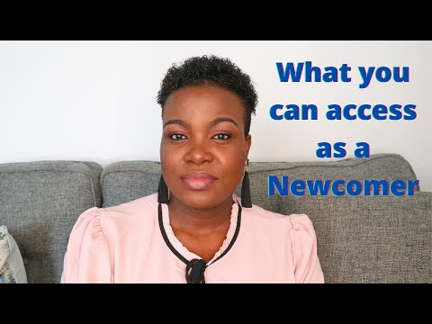 FEDERAL BENEFITS IN CANADA | Benefits You Can Access As A Newcomer In Canada
