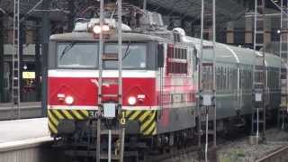2011-11-01 [VR] Sr1 3083 + Passenger cars, IC 5
