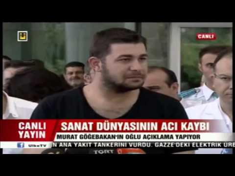 Murat Göğebakan'ın Oğlu Konuşmakta Zorluk Çekti.