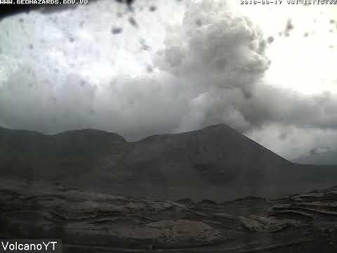 17/9/2018 WITA - Mt Yasur Time Lapse