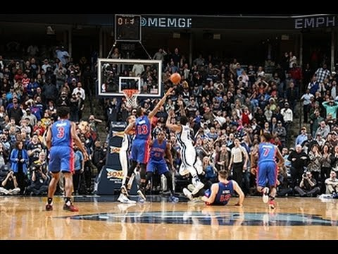 Mario Chalmers Nails the Game Winner!