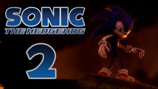Let's Play/Glitch Sonic 06, Ep 2: Telekinesis-aided Space Travel