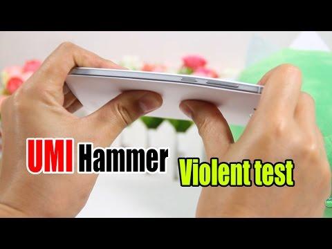 "Umi Hammer Amazing Test-Violent test MT6732 2GB/16GB 5.0"" 4G Smartphone"