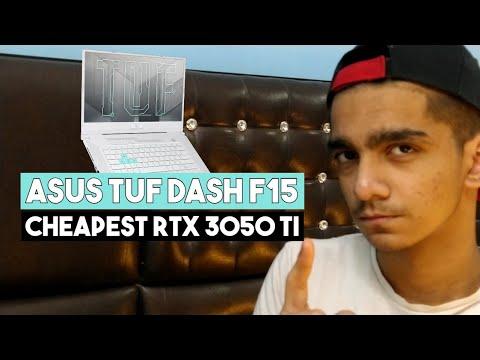 Asus TUF DASH F15 - Cheapest RTX 3050 Ti | Opinion | Tech IN