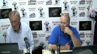 Let's Talk Racing TV Show 8/7/2013 Dave Monlthrop Alison Macleod Mike Robertson Terri O