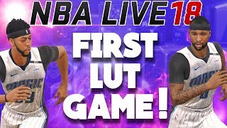 NBA Live 18 Ultimate Team - Fire and Ice! Anthony Davis & DeMarcus Cousins