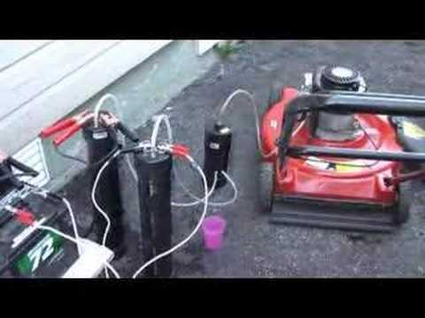 moteur 4 temps fonctionnant a l 39 hydrogen moteur a eau 62 youtube. Black Bedroom Furniture Sets. Home Design Ideas