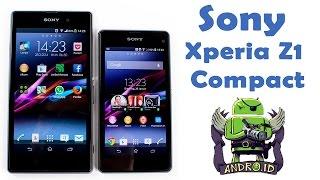 Sony Xperia Z1 Compact обзор самого мощного компактного смартфона(Купить новый Sony Z1 Compact по отличной цене: http://goo.gl/1HdYo5 Купил поюзанный смартфон Sony Xperia Z1 Compact, на Snapdragon 800, водоза., 2015-03-09T09:45:30.000Z)