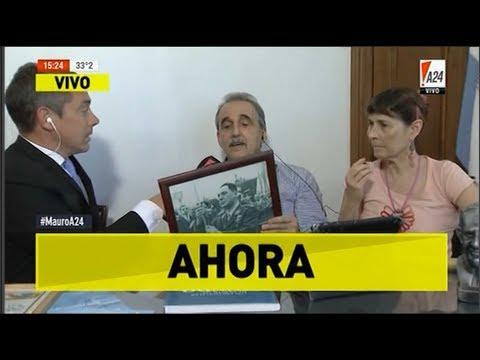 Guillermo Moreno en A24 28/12/17