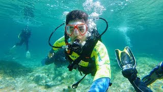 Scuba Diving in Mallorca, Spain