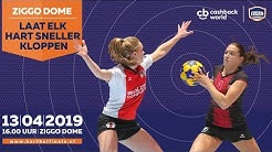 Cashback World Korfbal League Final 2018/2019 (English)