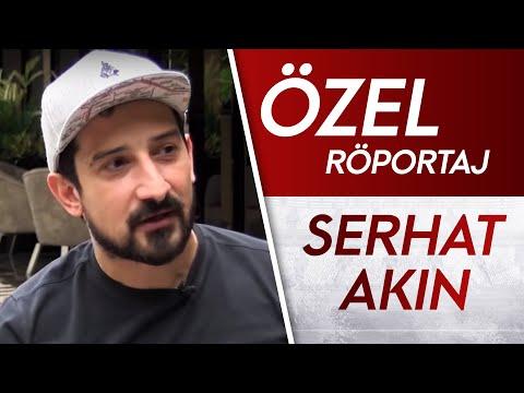 Serhat Akın, FutbolArena'ya konuştu!
