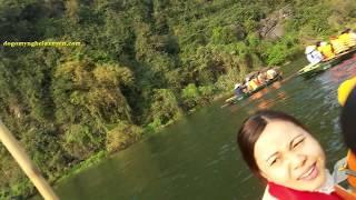 Tràng An - Ninh Bình - Di sản thế giới, Vịnh Hạ Long trên cạn tháng Giêng 2018