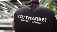 Dennis Napoletana K Citymarket Turtola