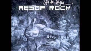 Aesop Rock - 9-5ers Athem