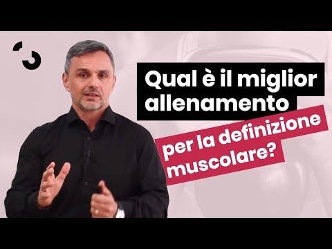 Il miglior allenamento per la Definizione Muscolare?   Filippo Ongaro