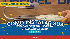 Dremel Moto – Saw: Manual e Montagem