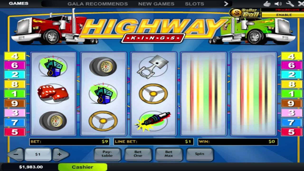 Free Slot Games Highway Kings
