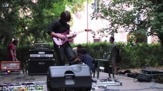 "Lorenzo Gusinu - ""Invisible Castle"" Live at MAF 2013"