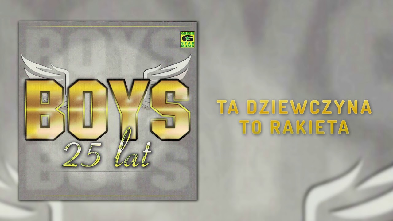Boys – Ta dziewczyna to rakieta (Official Audio) Disco Polo 2018