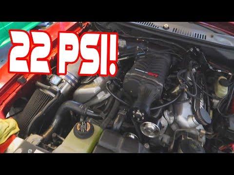 700+ RWHP E85 Cobra Terminator Build: More Boost! Metco 4LB Lower Install + More