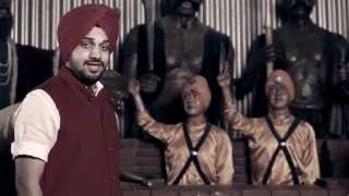 Guru De Lal | Inder Nagra | Punjabi Devotional Songs | MV Records