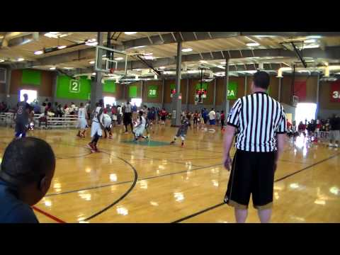 5th Grade Billups Elite 2015 vs TNE-NE part 1 MAYB Nationals