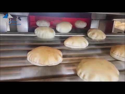 B Plus - Pita Bread Production Lines - Bakery Equipment