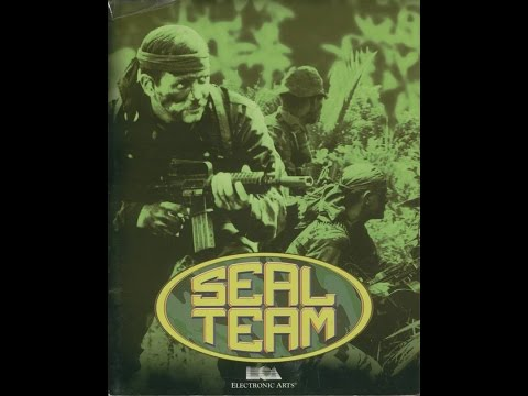 SEAL Team (Dos PC) Gameplay / Electronic Arts, Inc. / 1993