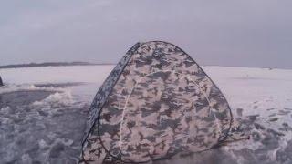 Палатка-автомат для зимней рыбалки Winner.