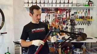 Типы и стандарты велосипедных кареток