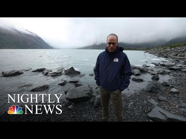 Climate In Crisis: Lester Holt's Journey To Alaska | NBC Nightly News