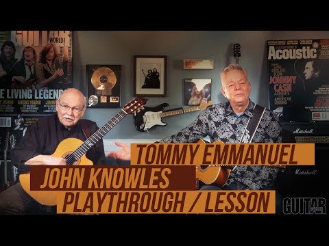 "Tommy Emmanuel & John Knowles ""I Can't Stop Loving You"" Mp3"