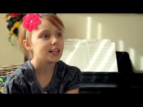 Avery: The Piano and Childhood Cancer