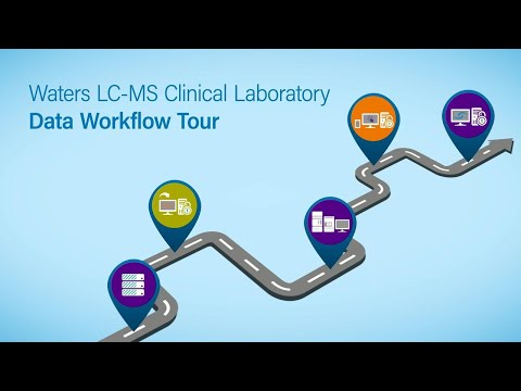 Waters LC-MS Clinical Laboratory Data Workflow Tour