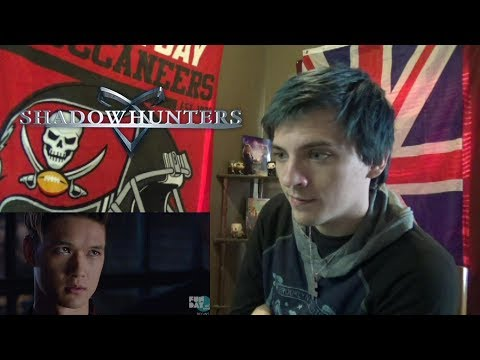 "Shadowhunters - Season 1 Episode 6 (REACTION) 1x06 ""Of Men and Angels"""