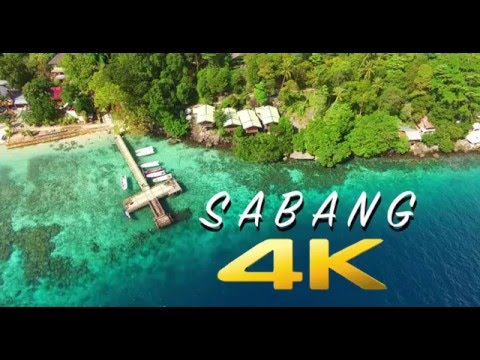 Sabang Islands in 4K