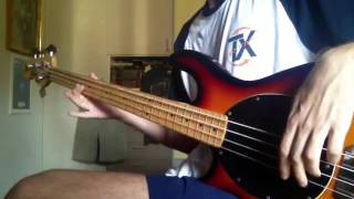 David Bowie - Sound and Vision (Bass Cover)